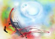 The Radiating Dharmakaya Light - fineartamerica
