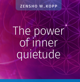 The power of inner quietude