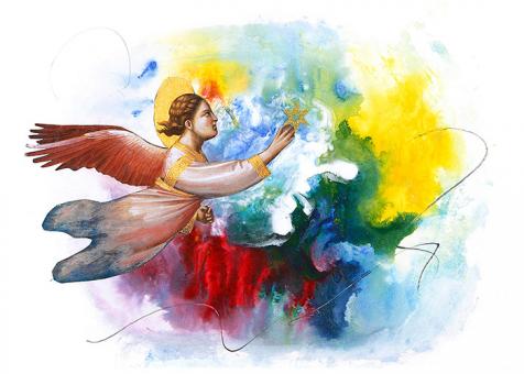 The Action Of Divine Grace - fineartamerica